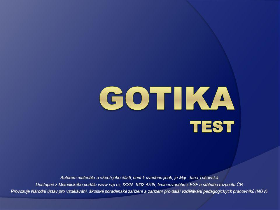 GOTIKA TEST