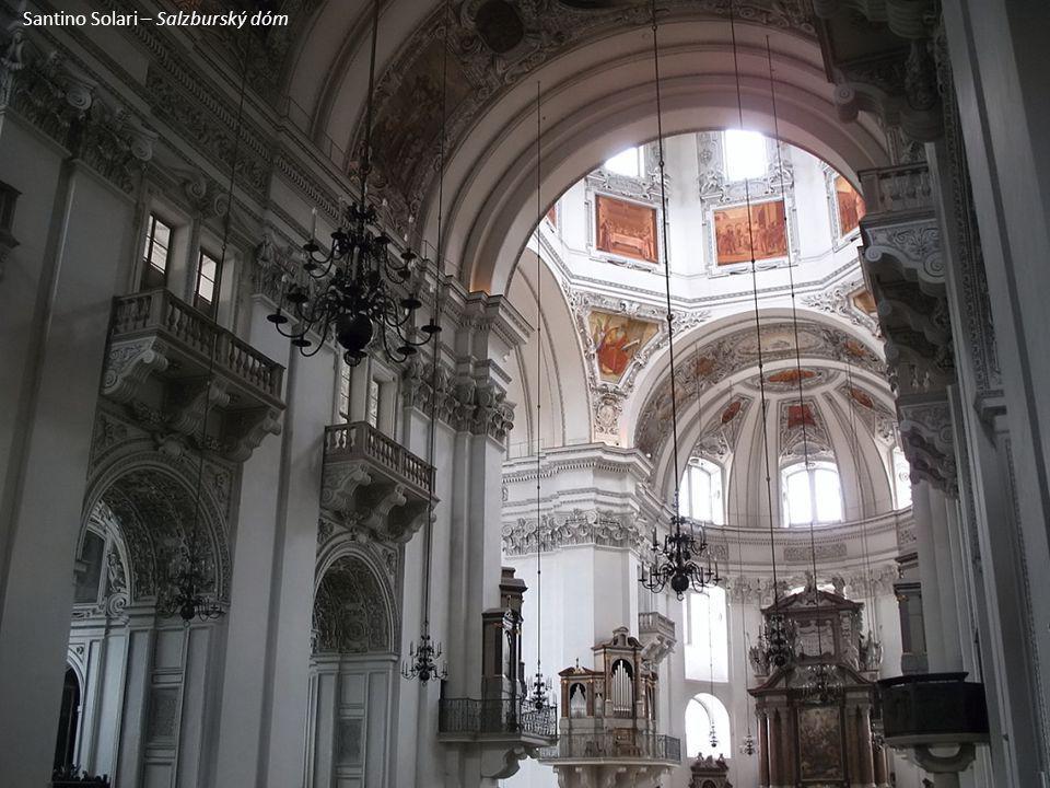 Santino Solari – Salzburský dóm