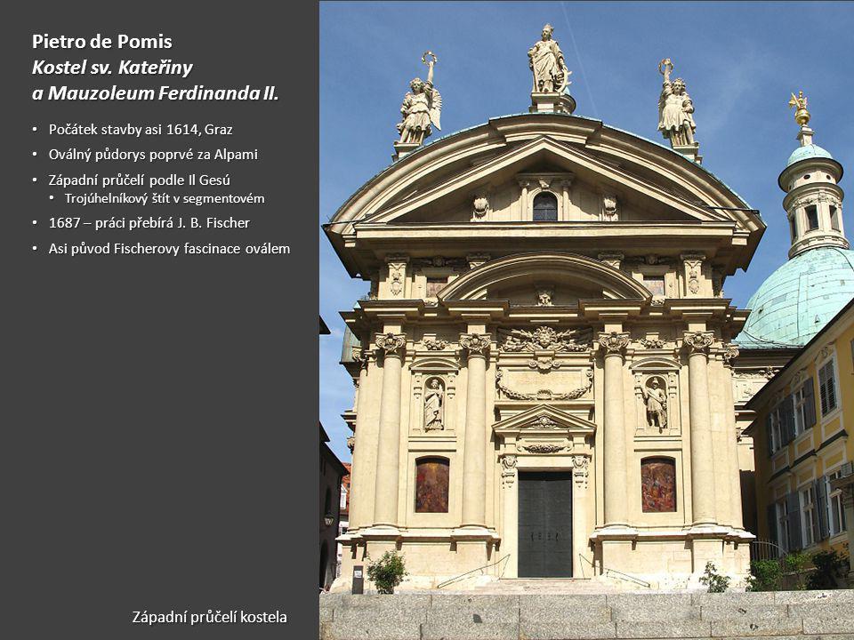 Kostel sv. Kateřiny a Mauzoleum Ferdinanda II.