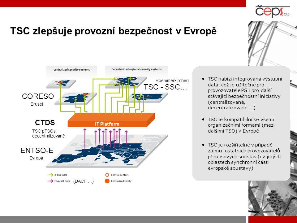 TSC zlepšuje provozní bezpečnost v Evropě