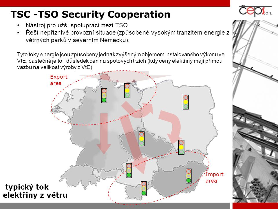 TSC -TSO Security Cooperation