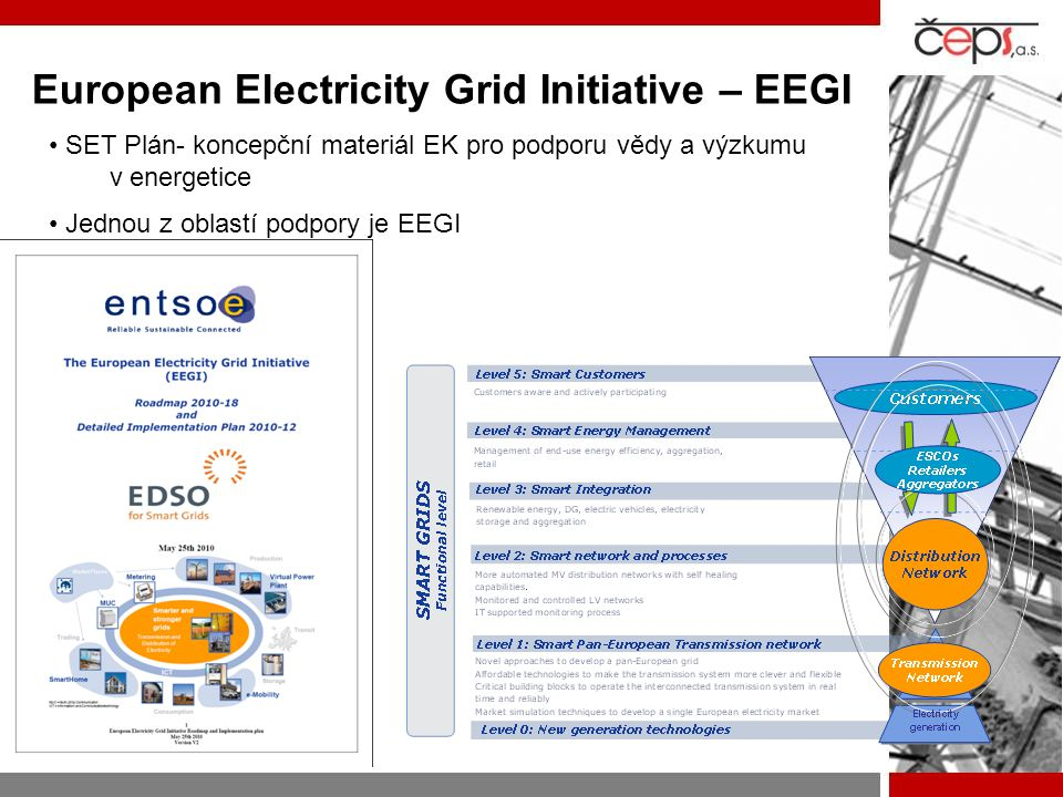 European Electricity Grid Initiative – EEGI