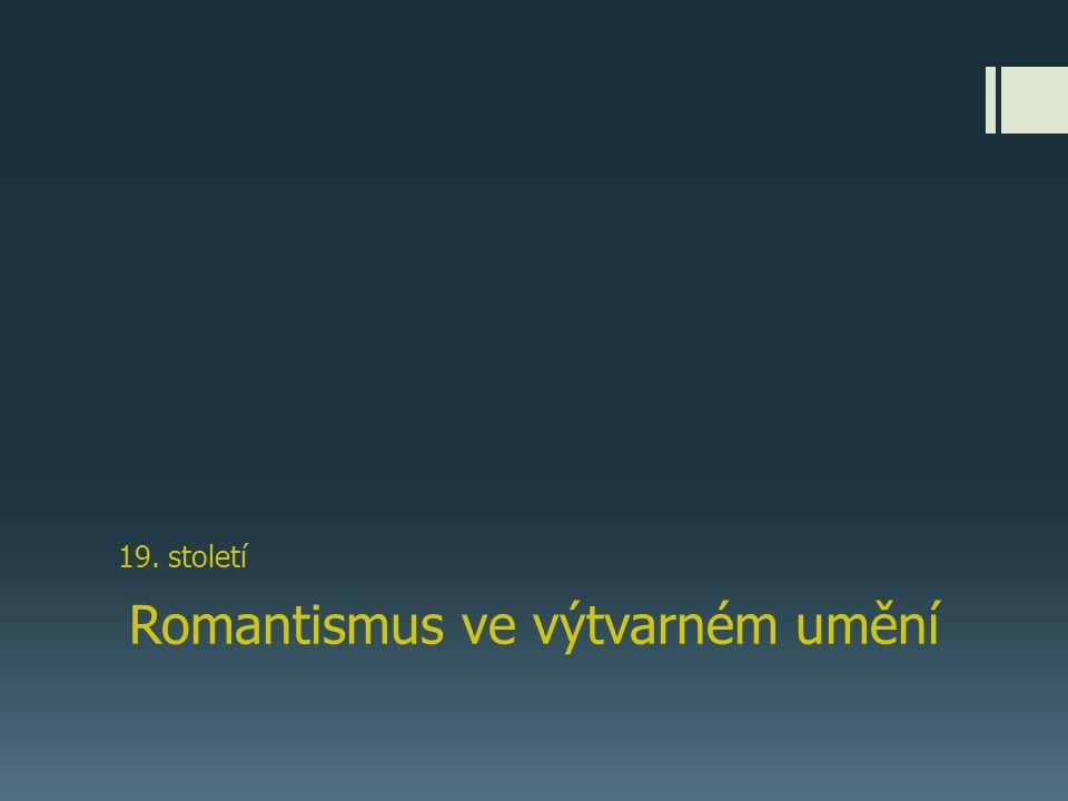 Romantismus ve výtvarném umění
