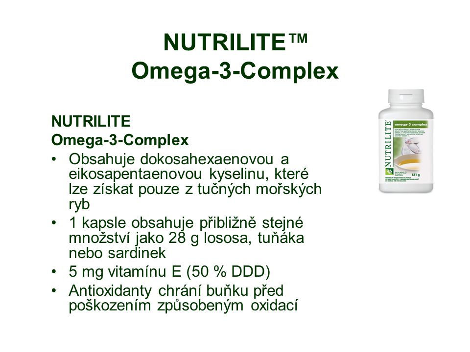 NUTRILITE™ Omega-3-Complex