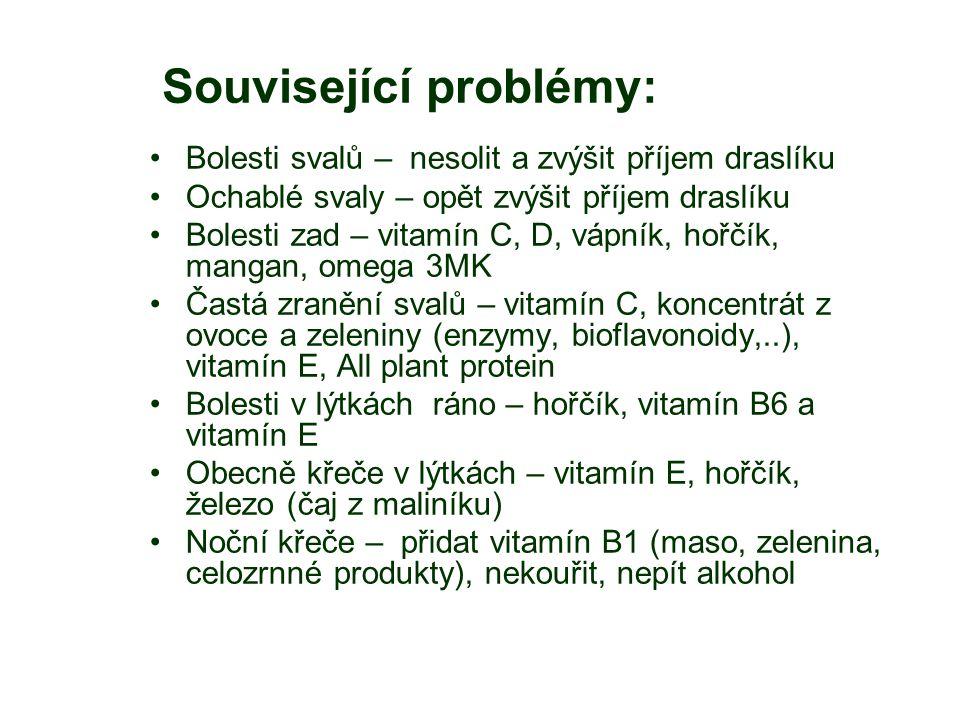 Související problémy: