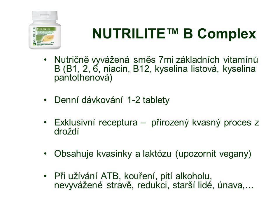 Denní dávkování 1-2 tablety