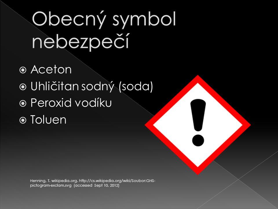 Obecný symbol nebezpečí