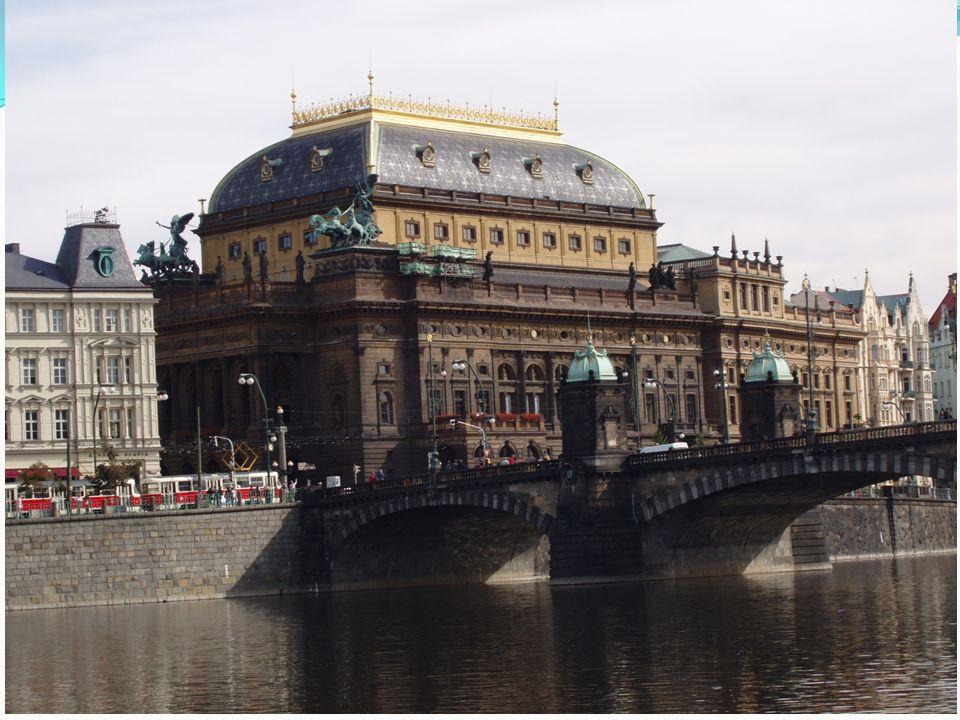 Ta naše opera Česká Národní divadlo