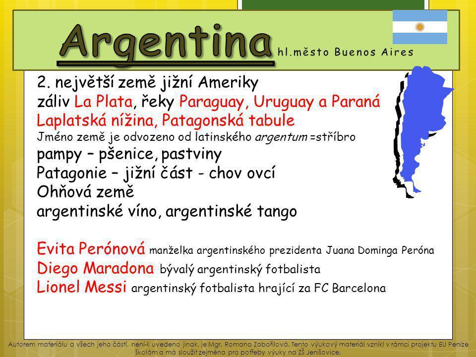 Argentina hl.město Buenos Aires