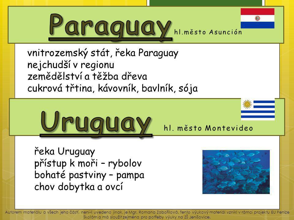 Paraguay hl.město Asunción