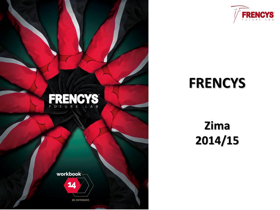 FRENCYS Zima 2014/15