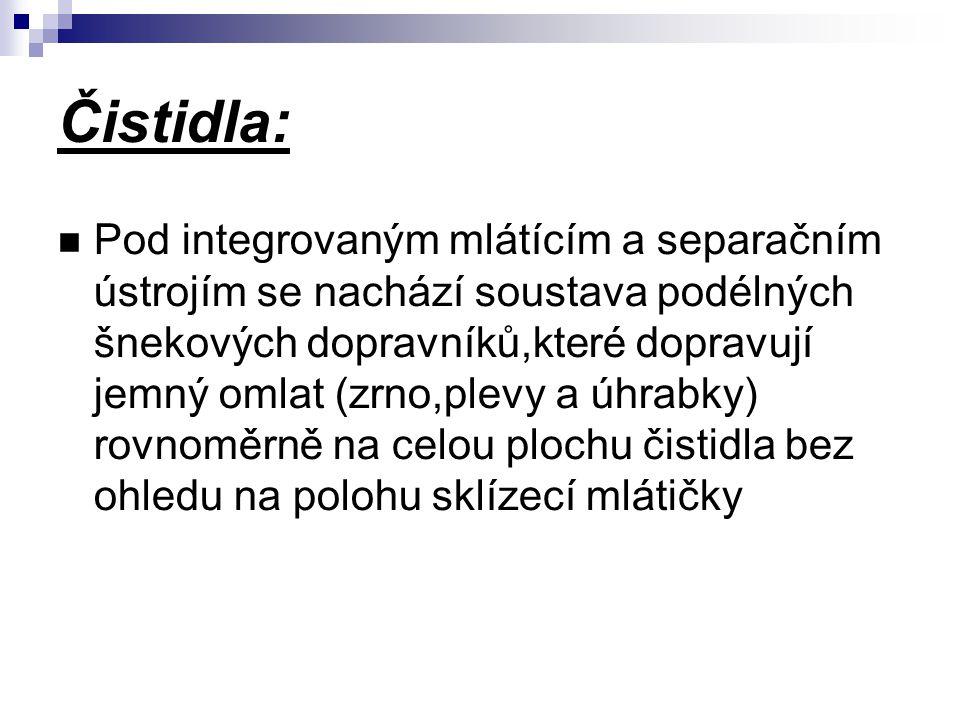 Čistidla: