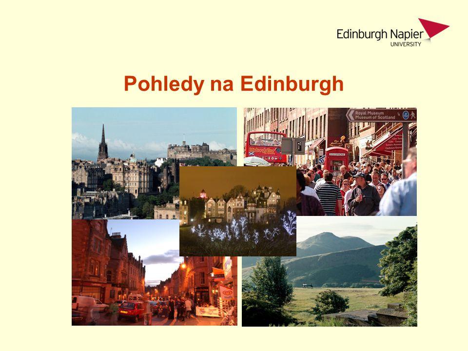 Pohledy na Edinburgh