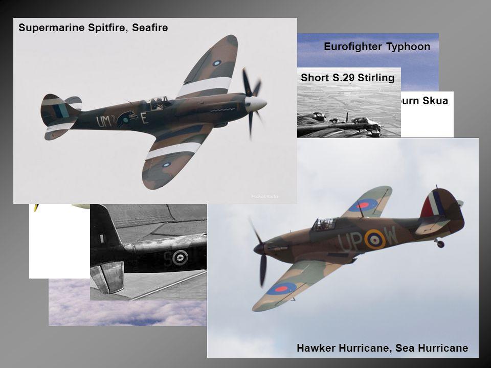 Supermarine Spitfire, Seafire