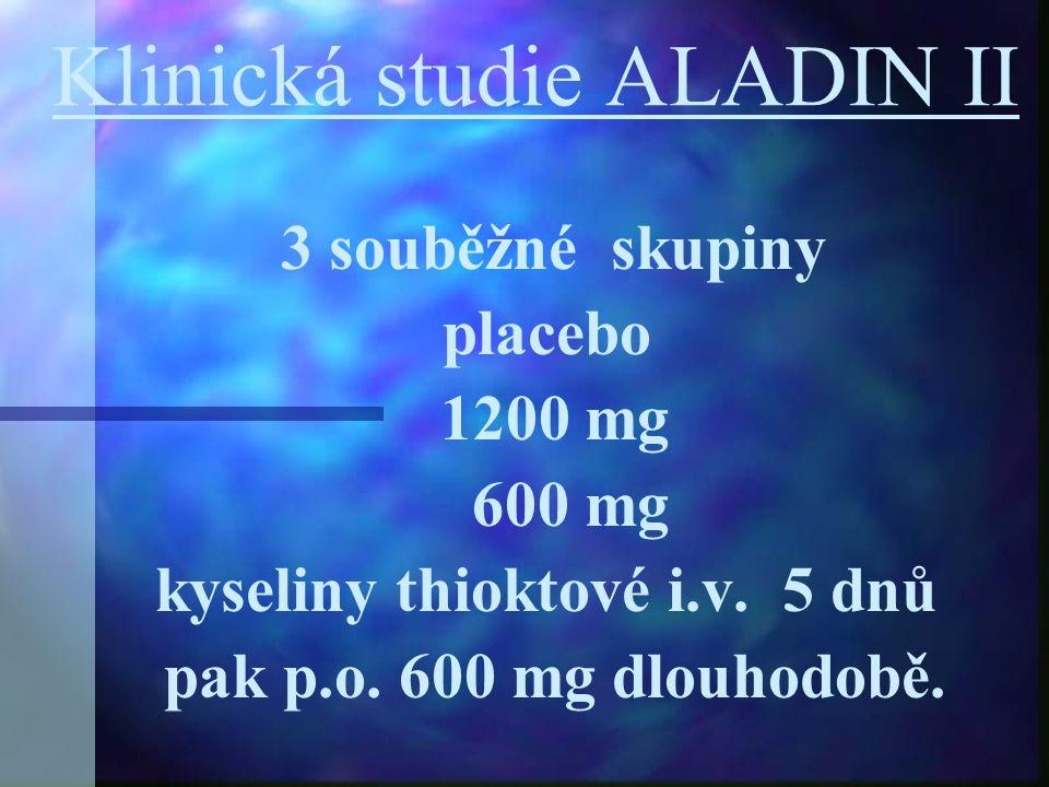 Klinická studie ALADIN II