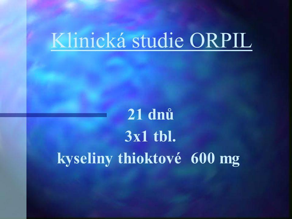 21 dnů 3x1 tbl. kyseliny thioktové 600 mg