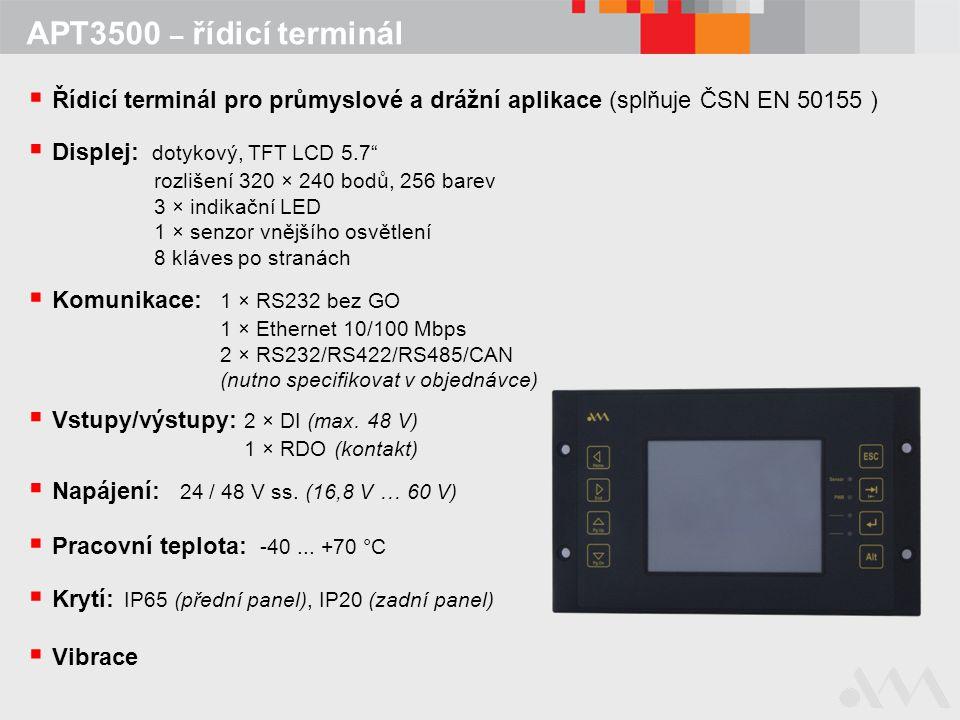Displej: dotykový, TFT LCD 5.7
