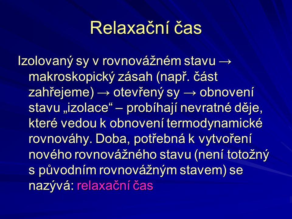 Relaxační čas