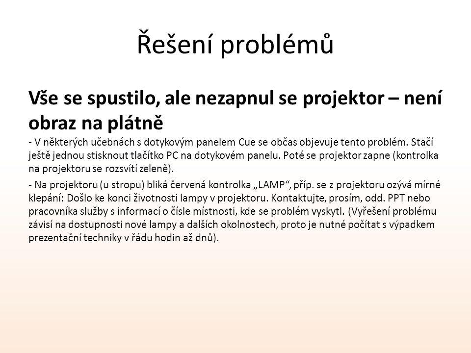 Řešení problémů