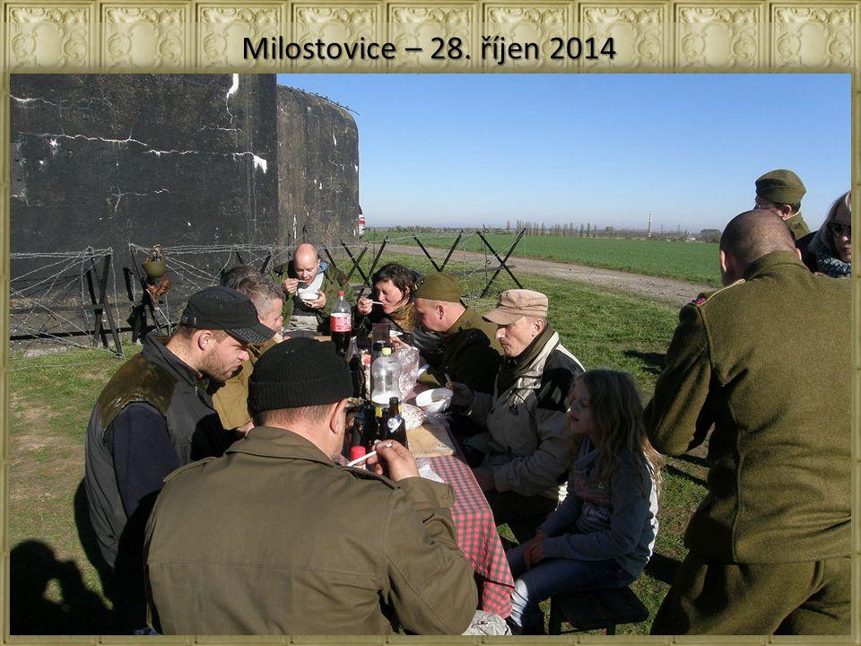 Milostovice – 28. říjen 2014