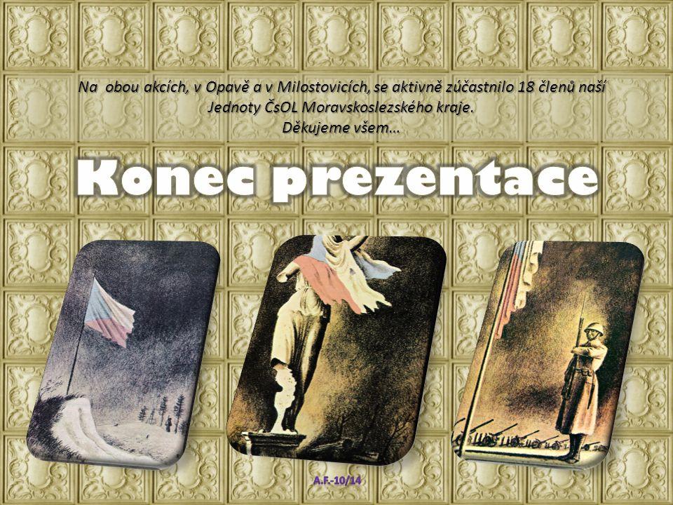 Jednoty ČsOL Moravskoslezského kraje.