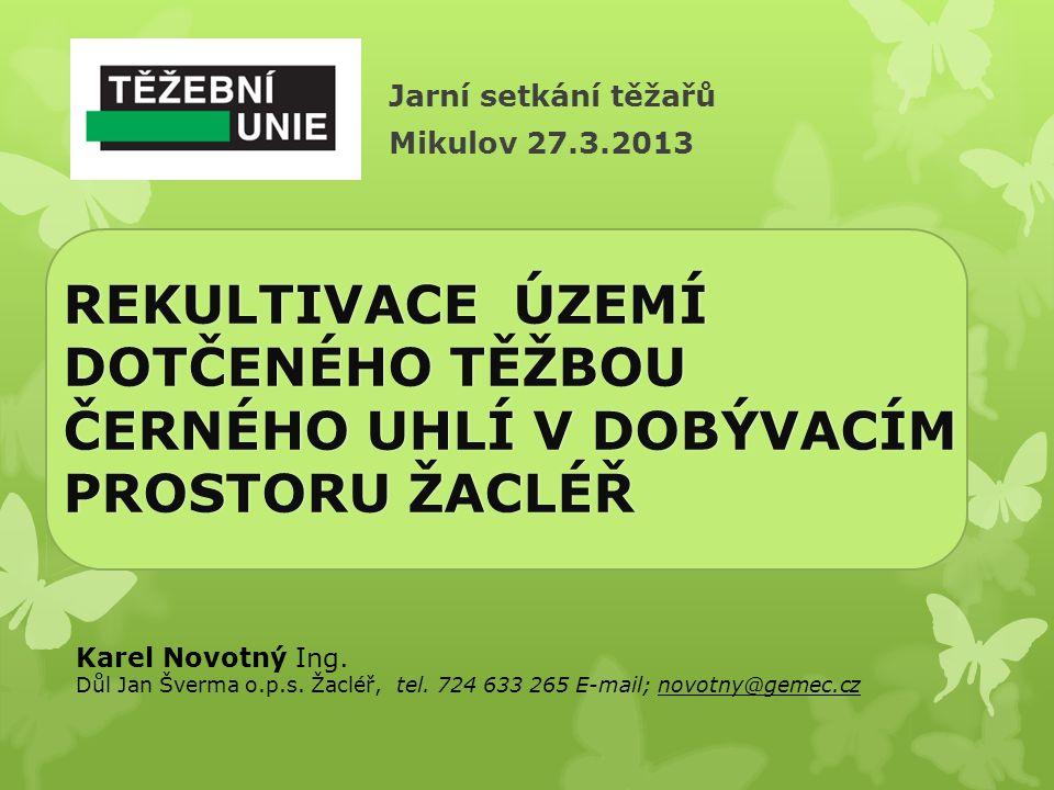 Jarní setkání těžařů Mikulov 27.3.2013