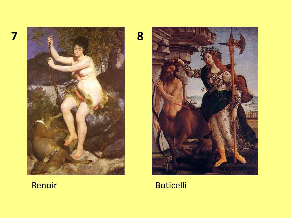 7 8 Renoir Boticelli