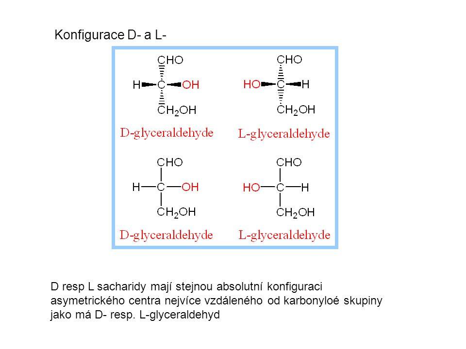 Konfigurace D- a L-