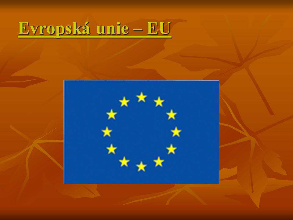 Evropská unie – EU