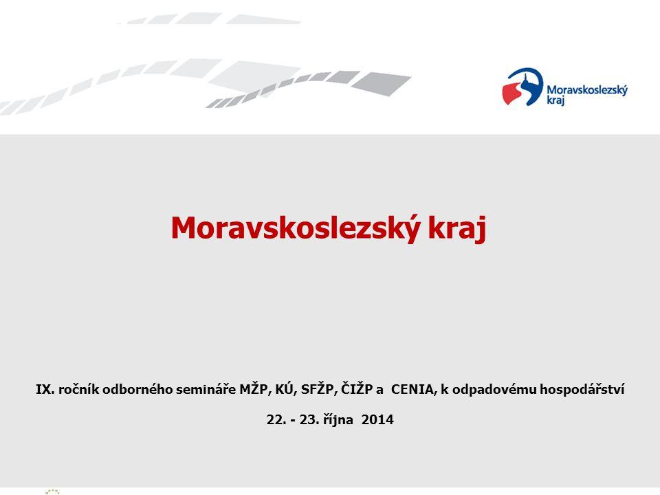 Zavedli jsme systém environmentálního řízení a auditu. Moravskoslezský kraj.