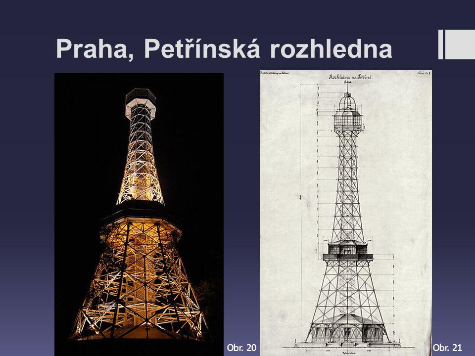 Praha, Petřínská rozhledna