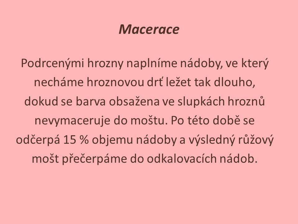 Macerace