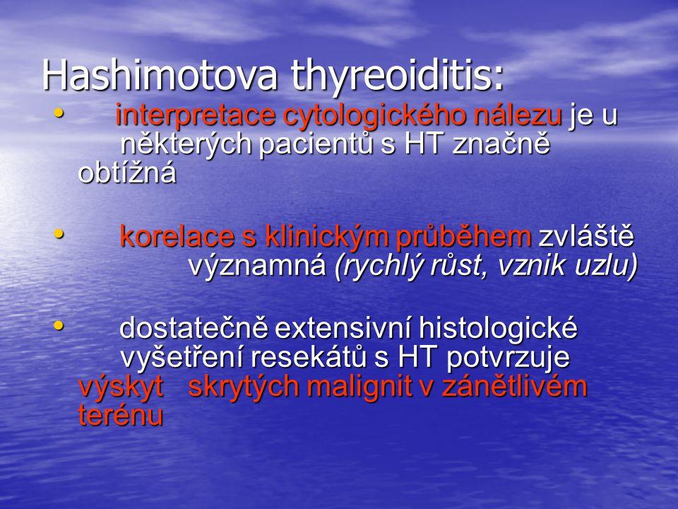 Hashimotova thyreoiditis: