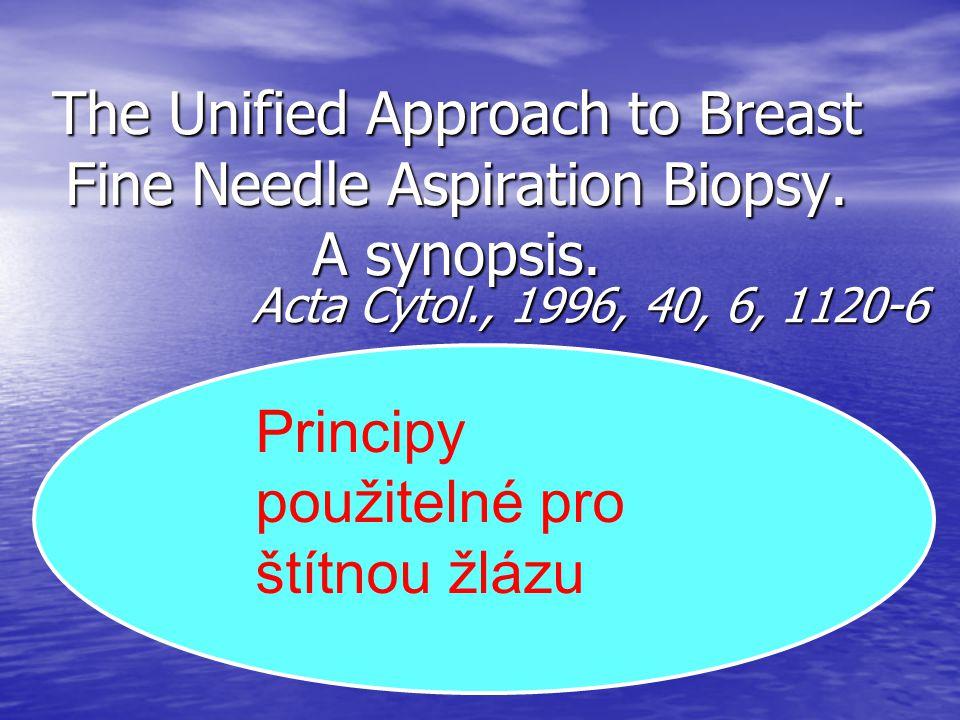 Principy použitelné pro štítnou žlázu