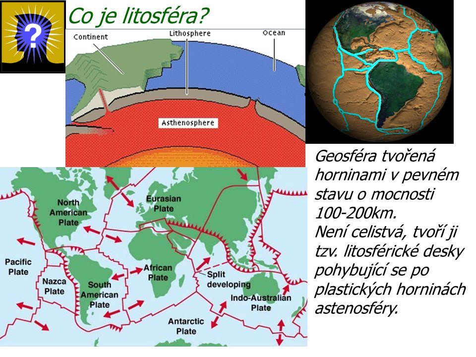 Co je litosféra