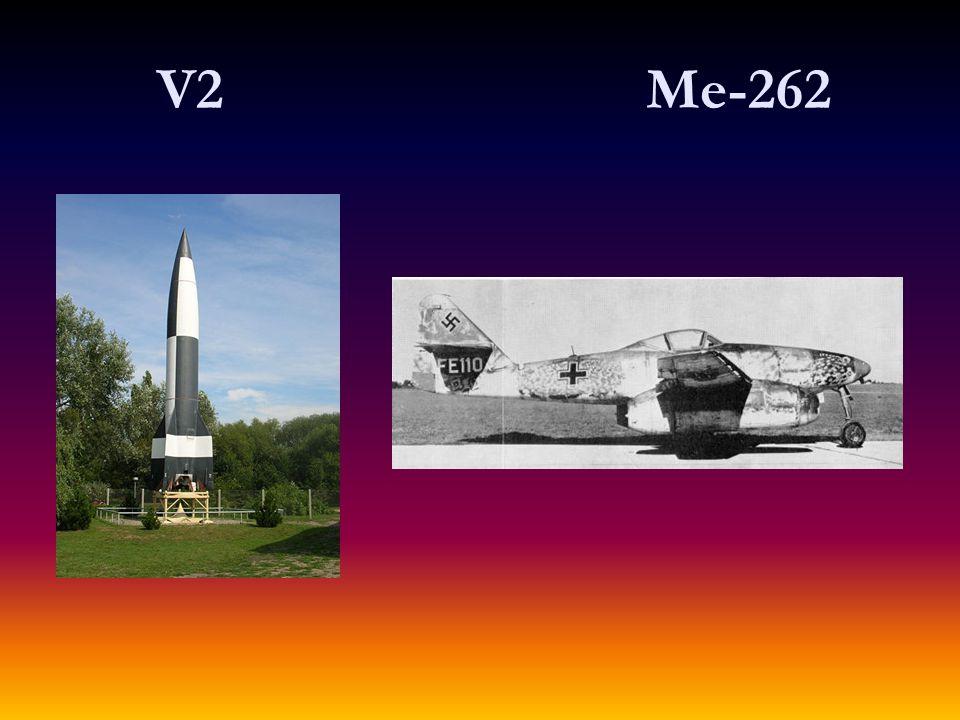 V2 Me-262