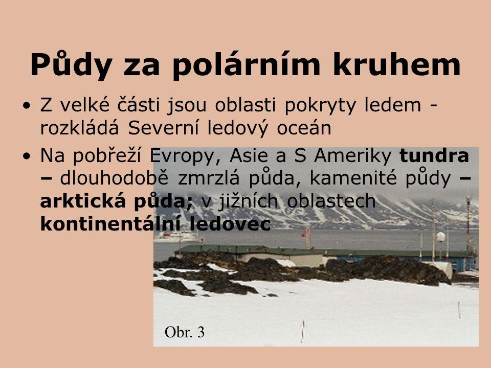 Půdy za polárním kruhem