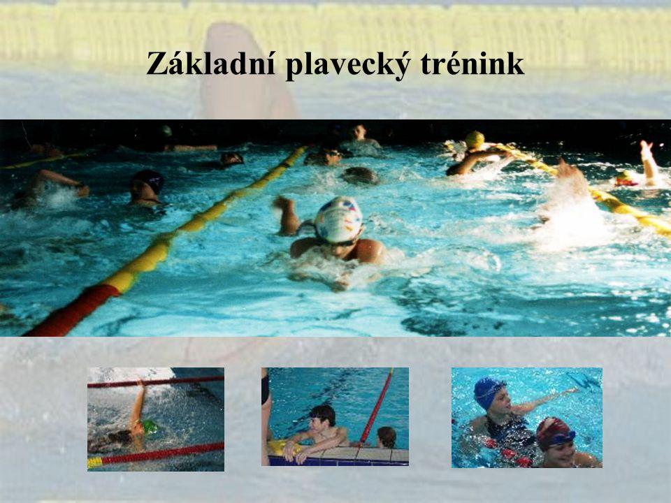Základní plavecký trénink