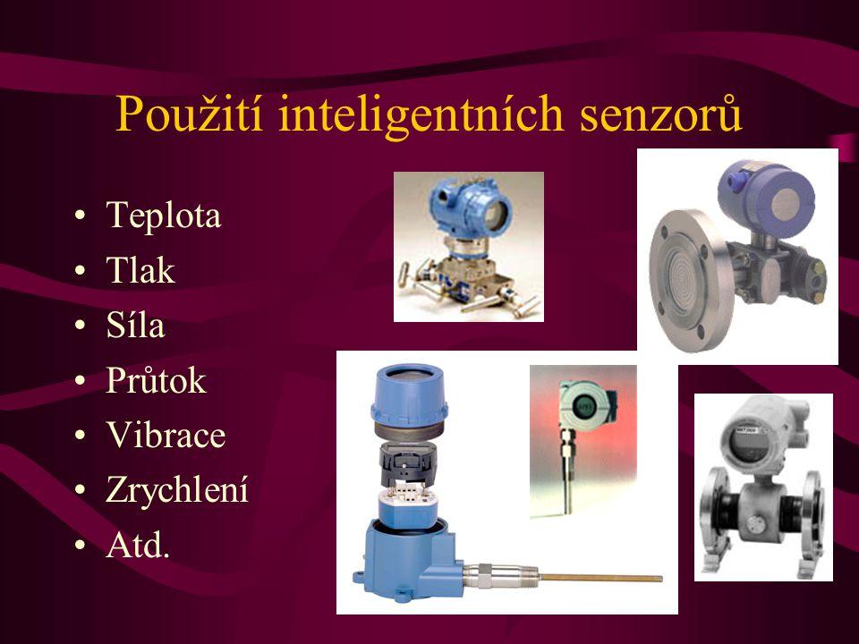Použití inteligentních senzorů