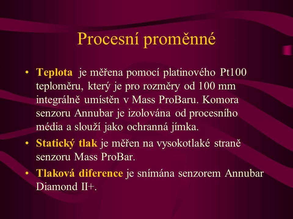 Procesní proměnné