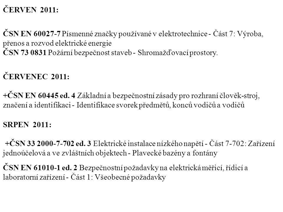 ČERVEN 2011: