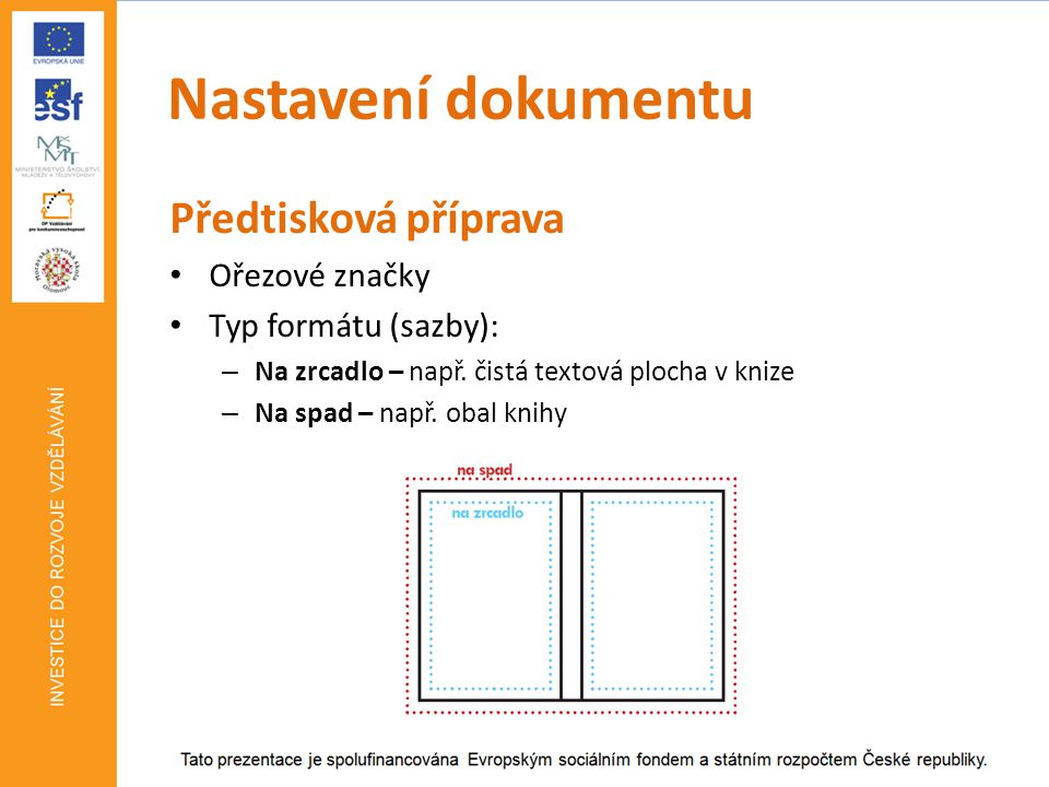 textový blok, svislý text, text na cestě)