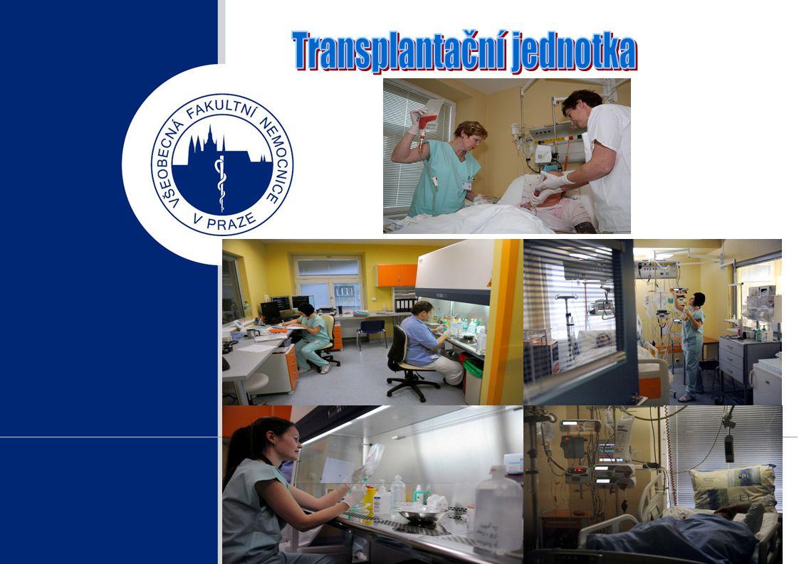Transplantační jednotka