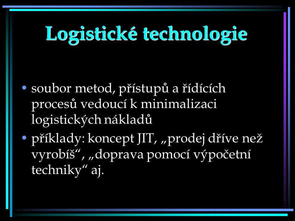 Logistické technologie