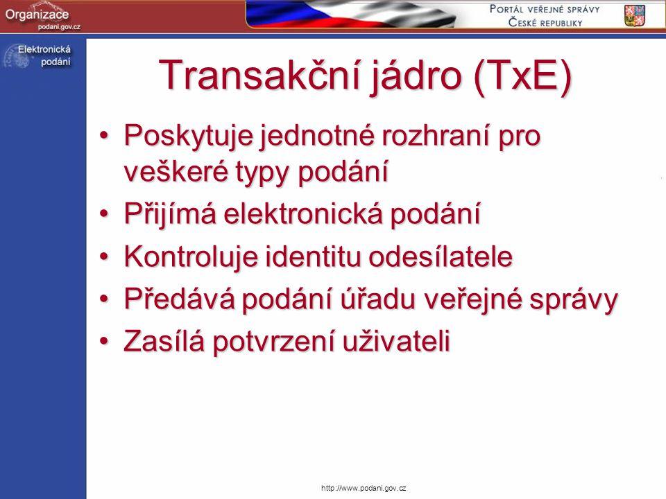 Transakční jádro (TxE)