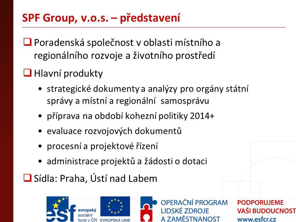 SPF Group, v.o.s. – představení