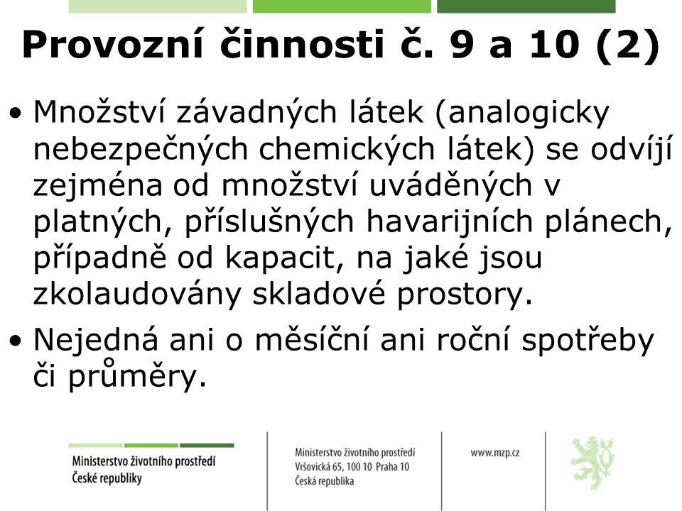 Provozní činnosti č. 9 a 10 (2)