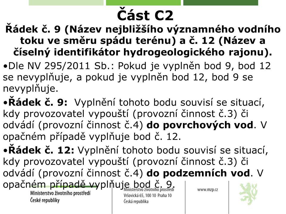 Část C2