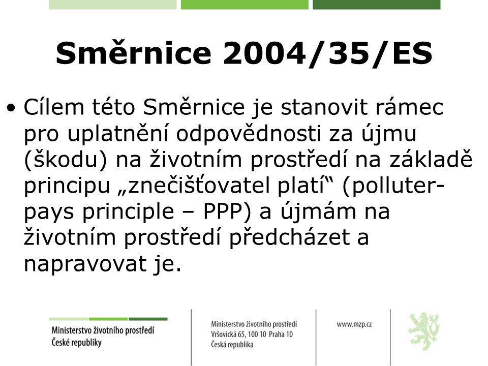 Směrnice 2004/35/ES