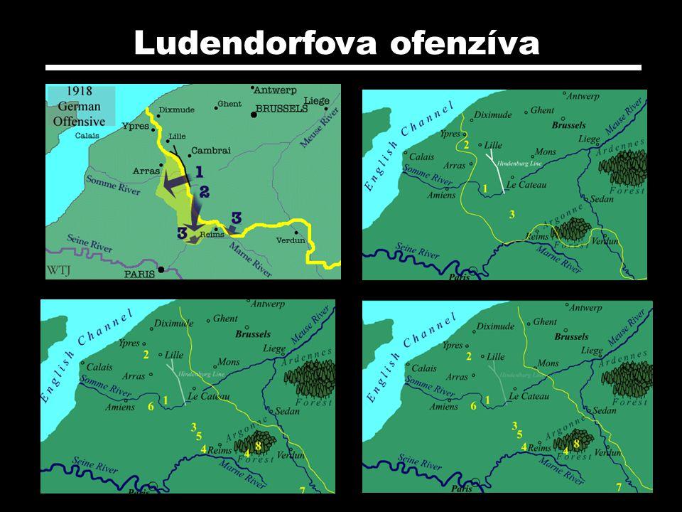 Ludendorfova ofenzíva